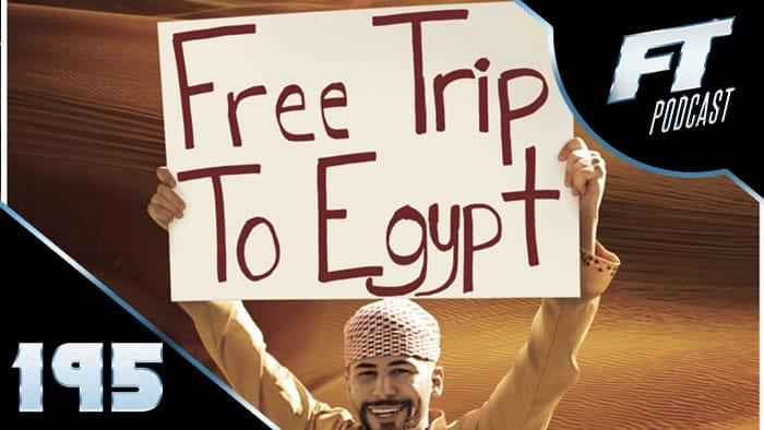 Free Trip to Egypt: Filmmaker Interview image