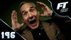 Troma's Lloyd Kaufman Podcast Interview Image