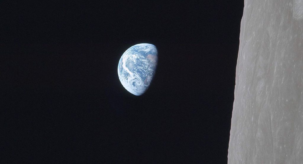 First to the Moon image