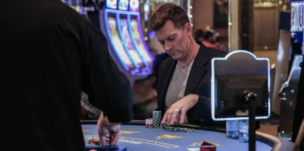 Inside the Edge: A Professional Blackjack Adventure image