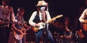 Rolling Thunder Revue: A Bob Dylan Story by Martin Scorsese Image