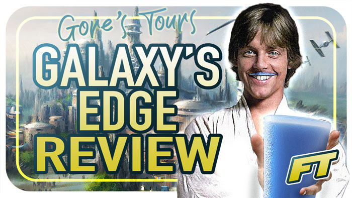 Gore's Tours: Star Wars Galaxy's Edge Video Review image