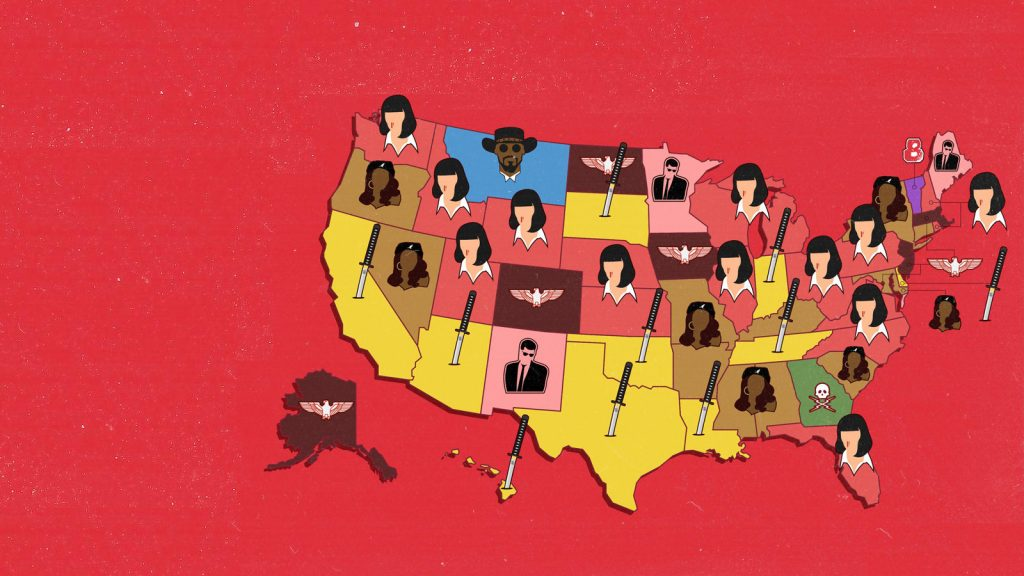 The United States of Tarantino image