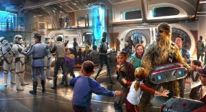 Star Wars: Galactic Starcruiser Revealed at Disney's D23 Expo Image