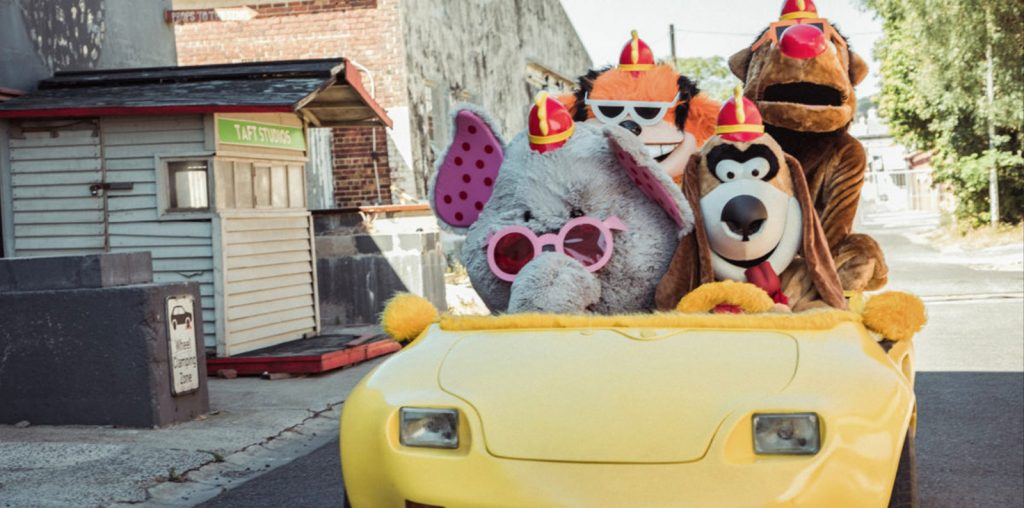 The Banana Splits Movie image
