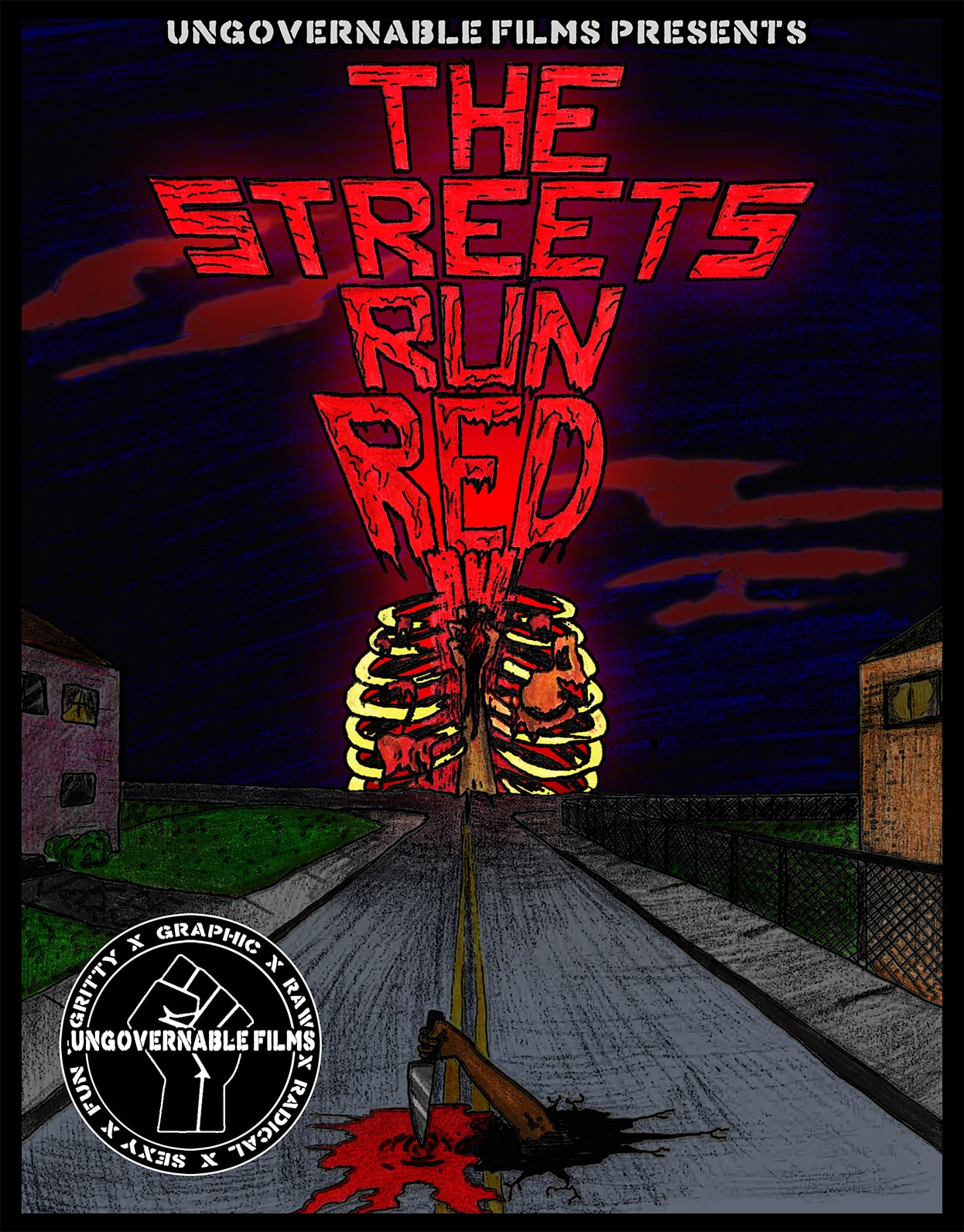The Streets Run Red Image