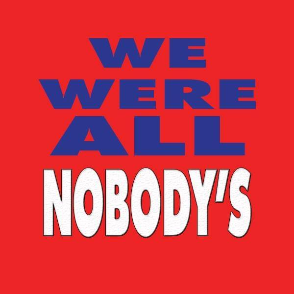 We Were All Nobody's Image
