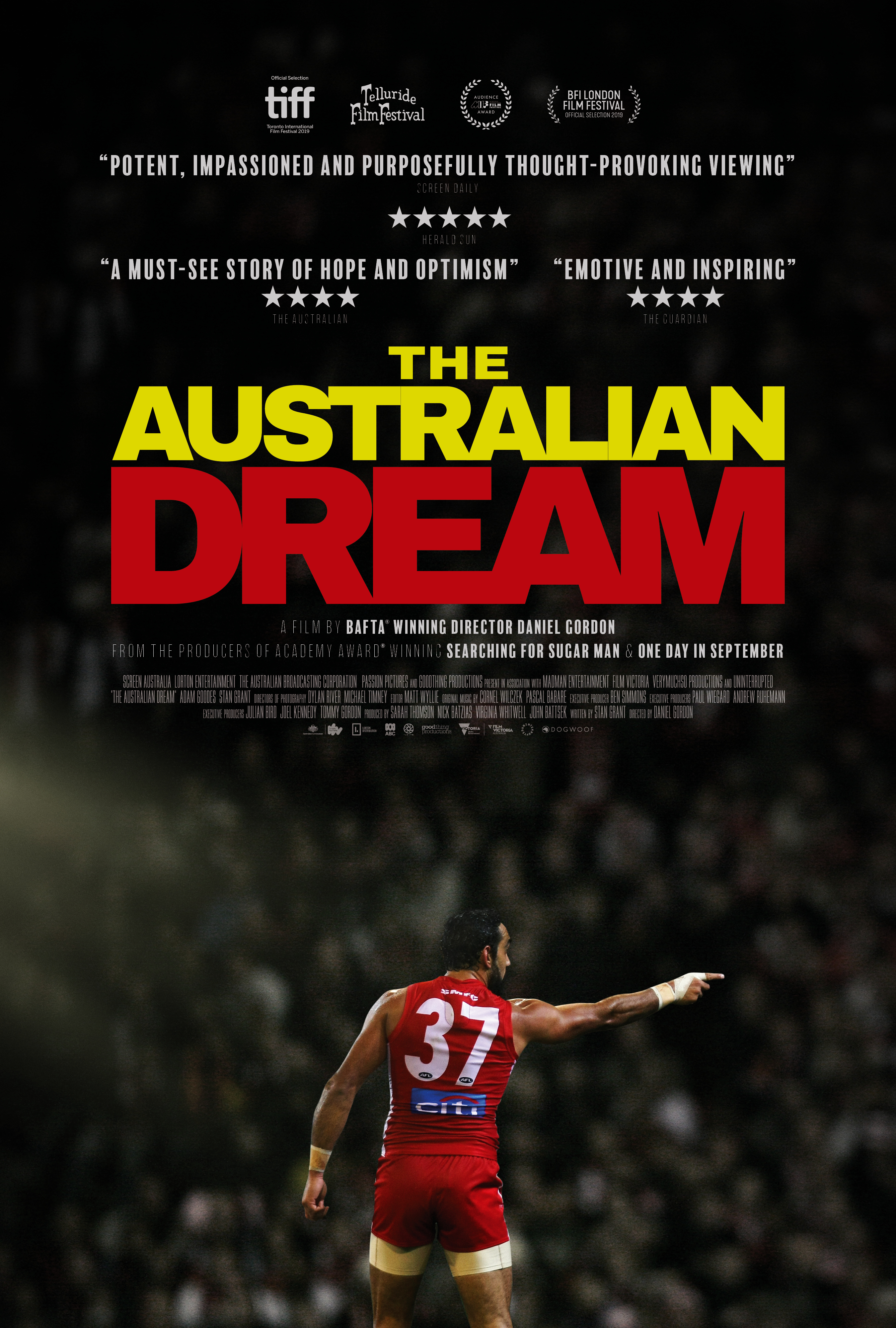 The Australian Dream Image