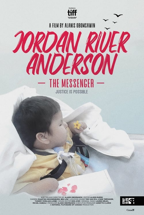 Jordan River Anderson, The Messenger Image