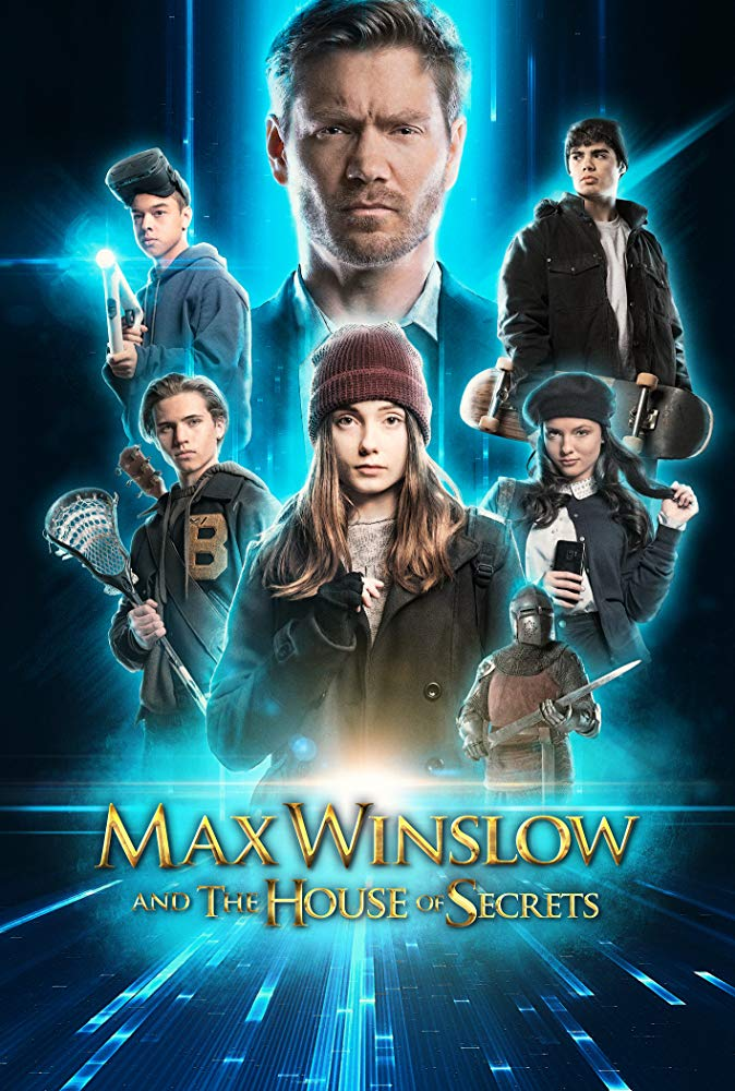 Max Winslow And The House Of Secrets Image