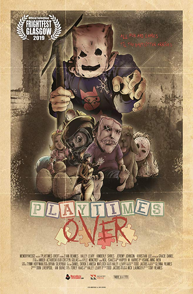 Playtime's Over Image