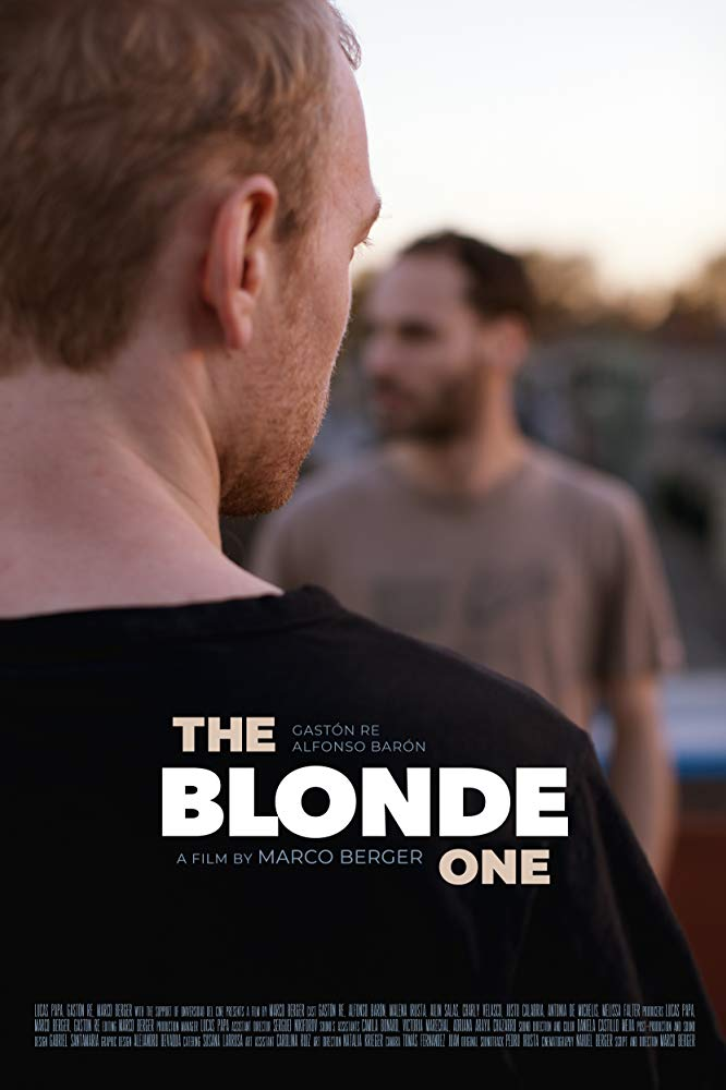 The Blonde One Image