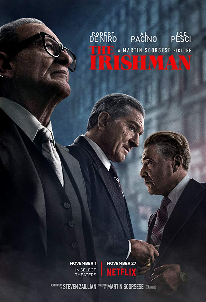The Irishman  Image