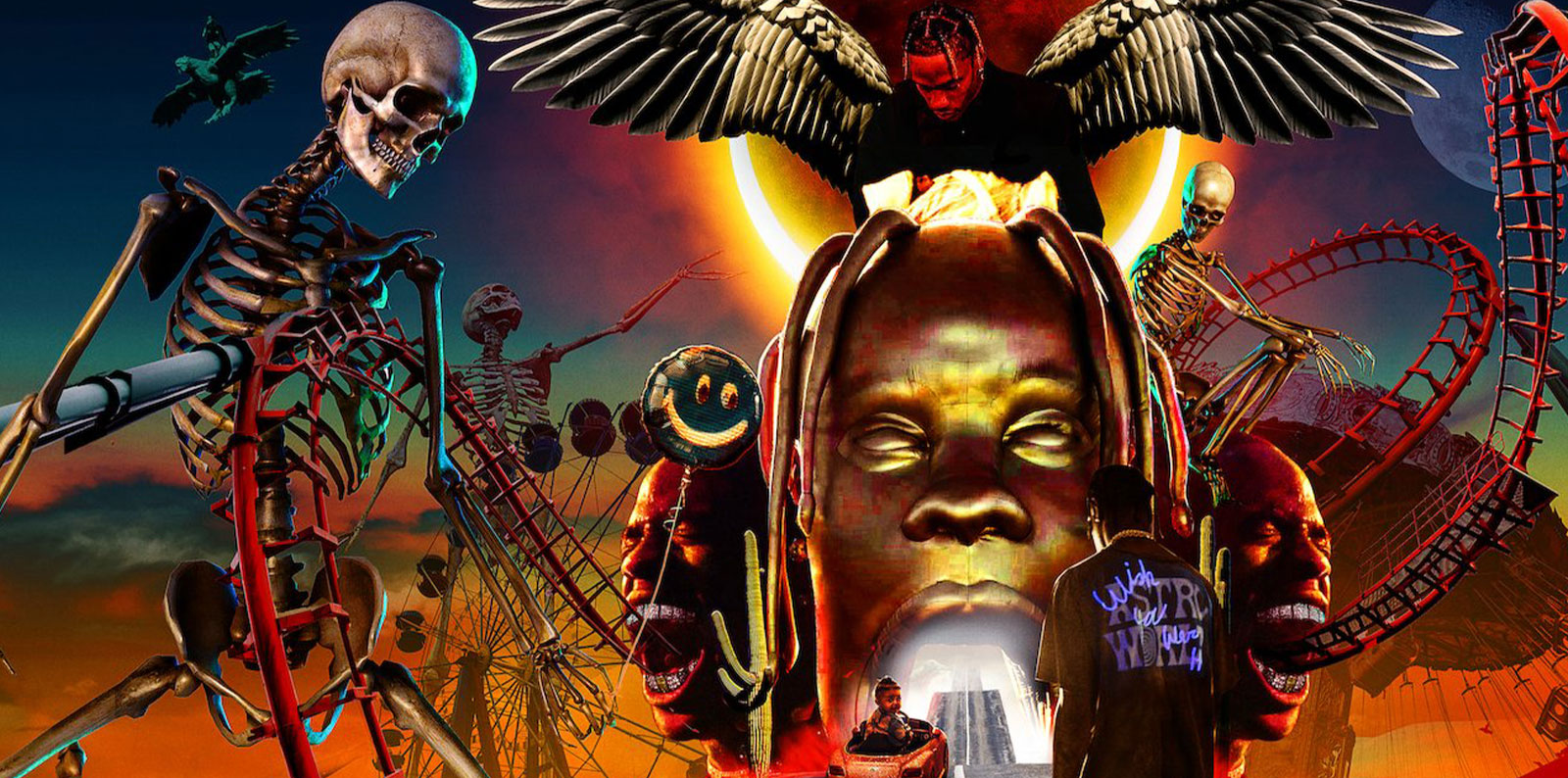 Image result for Travis Scott: Look Mom I Can Fly