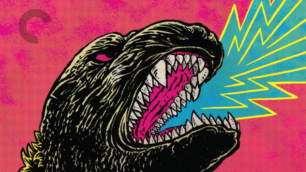 Criterion's New Godzilla Blu-Ray Set Showcases Incredible Art image