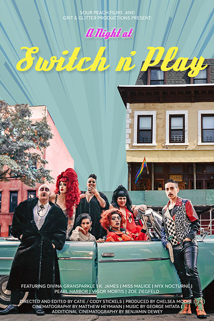 A Night at Switch n' Play Image