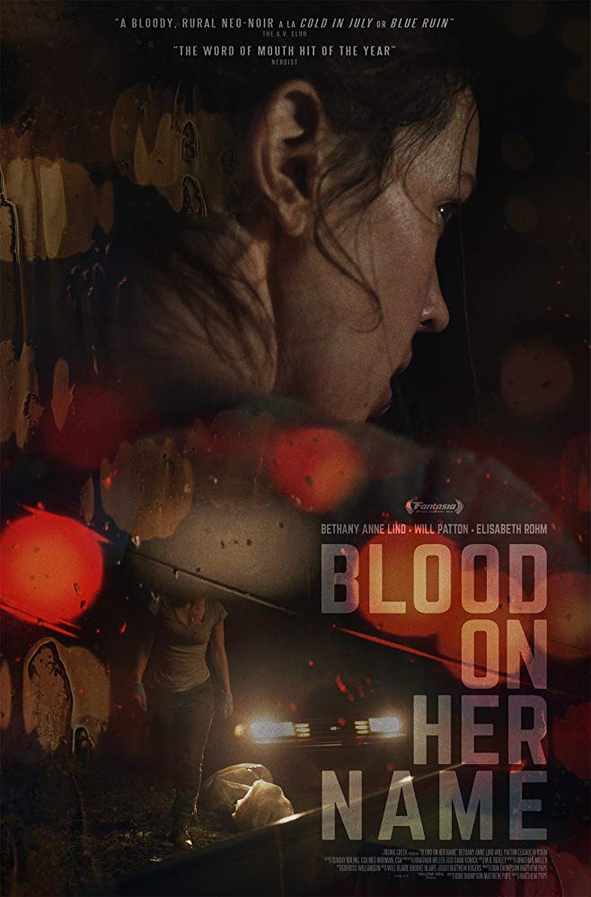 Blood on Her Name Image