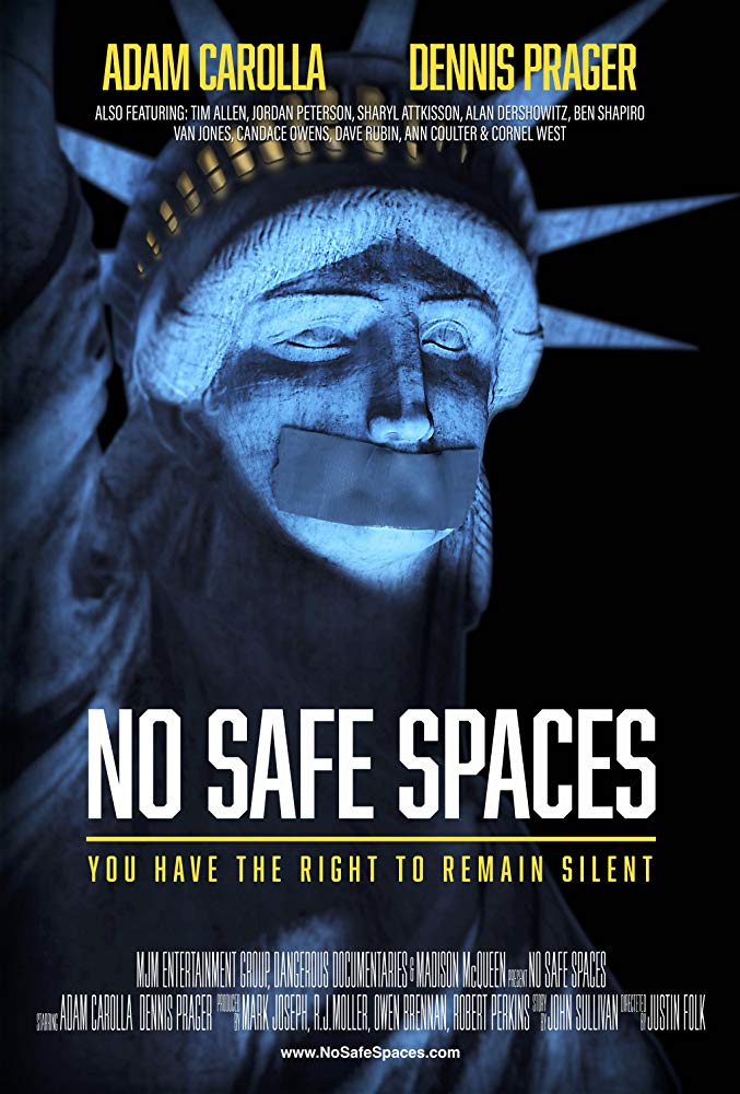 No Safe Spaces Image