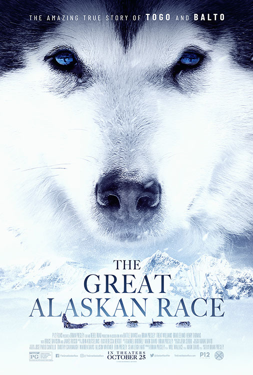 The Great Alaskan Race Image