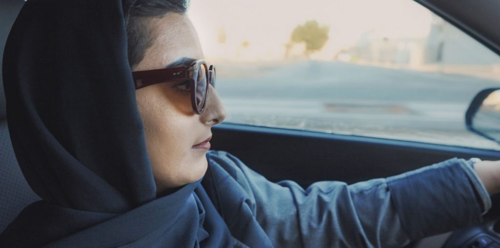 Saudi Women's Driving School image