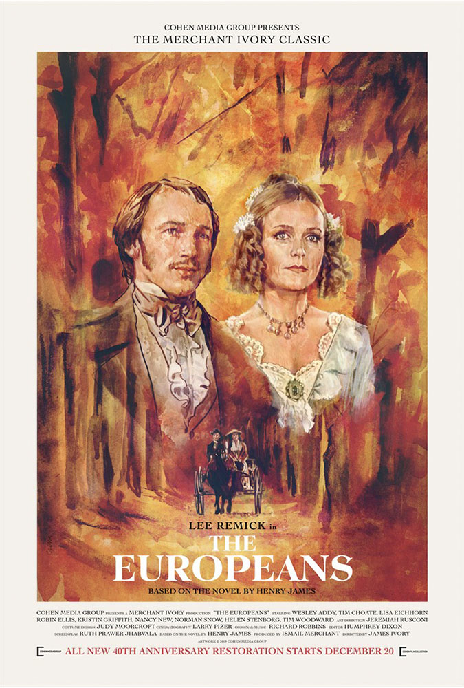 The Europeans Image