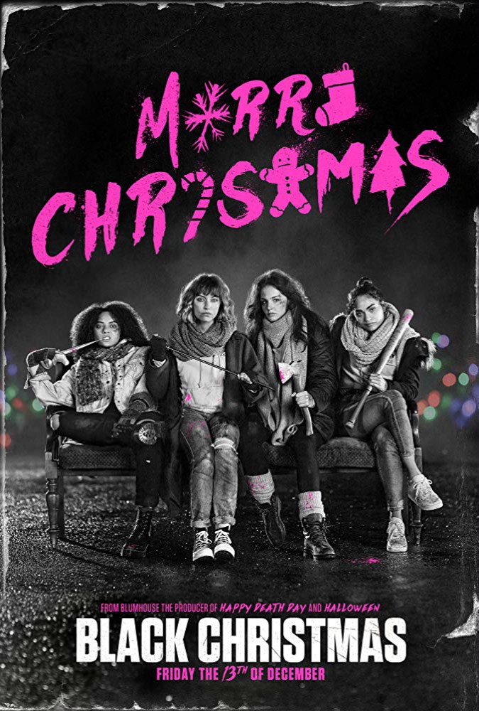 Black Christmas Image