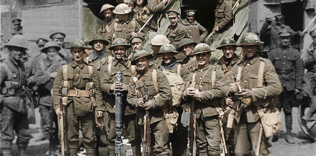 "Peter Jackson's ""They Shall Not Grow Old"" Returns to Movie Theaters image"