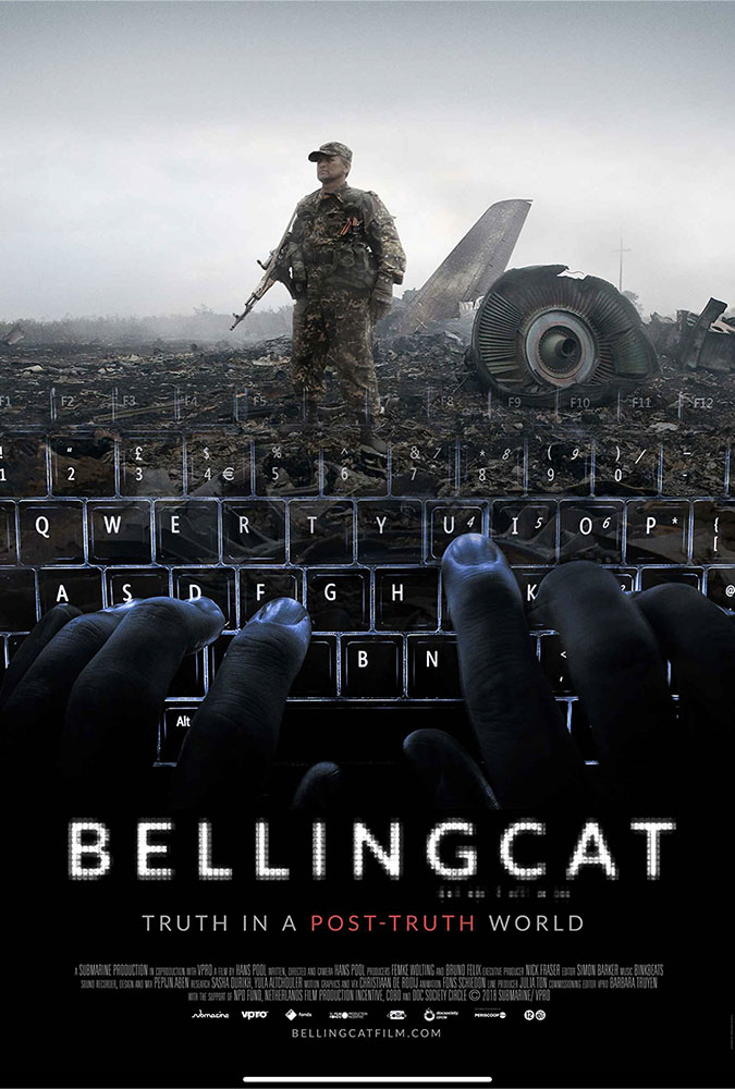 Bellingcat: Truth in a Post-Truth World Image