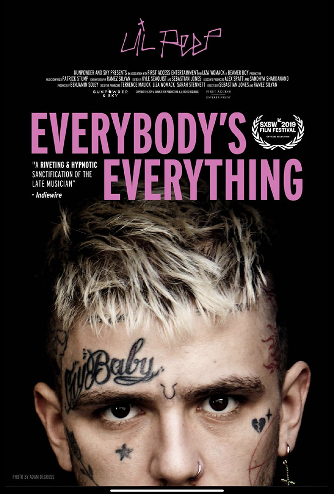 Everybody's Everything Image