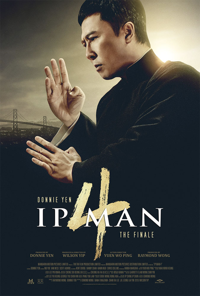 Ip Man 4: The Finale Image
