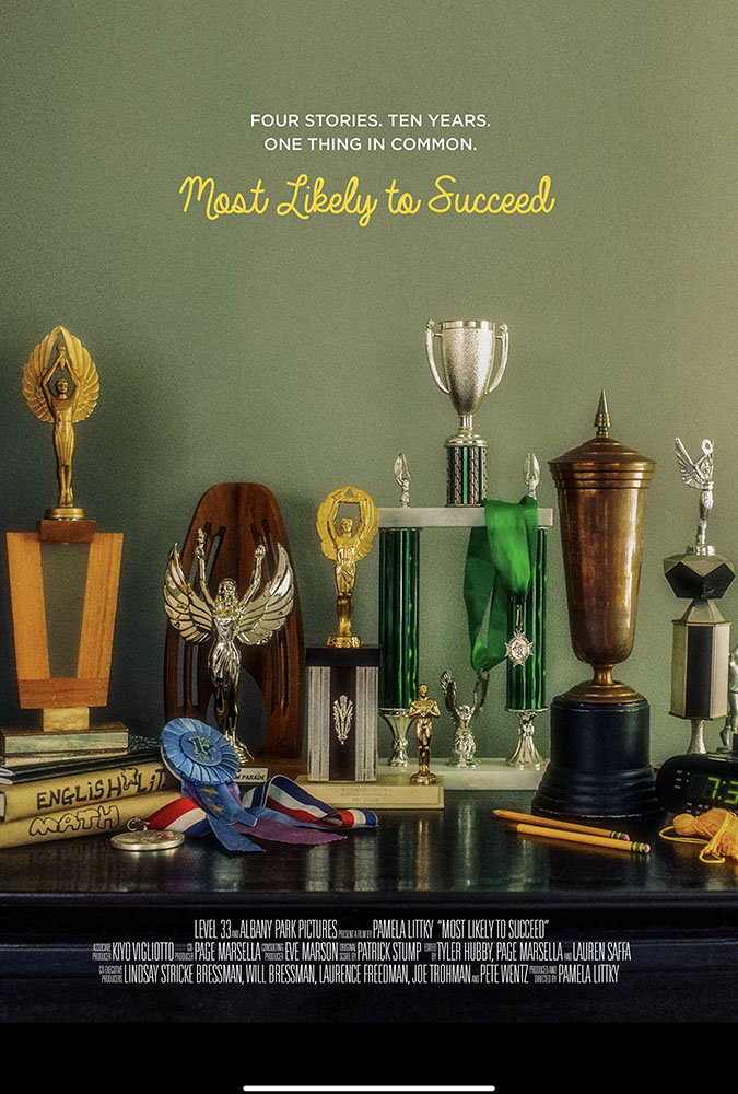 Most Likely to Succeed Image
