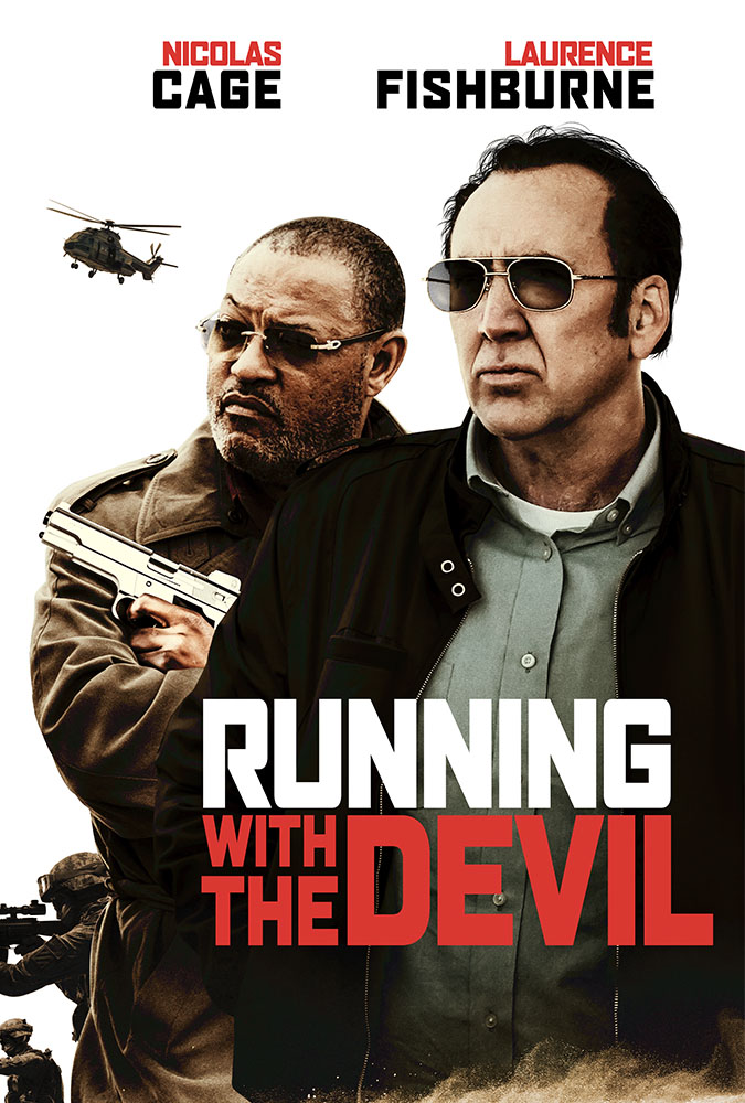 Running With The Devil Image