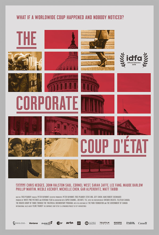 The Corporate Coup D'État Image