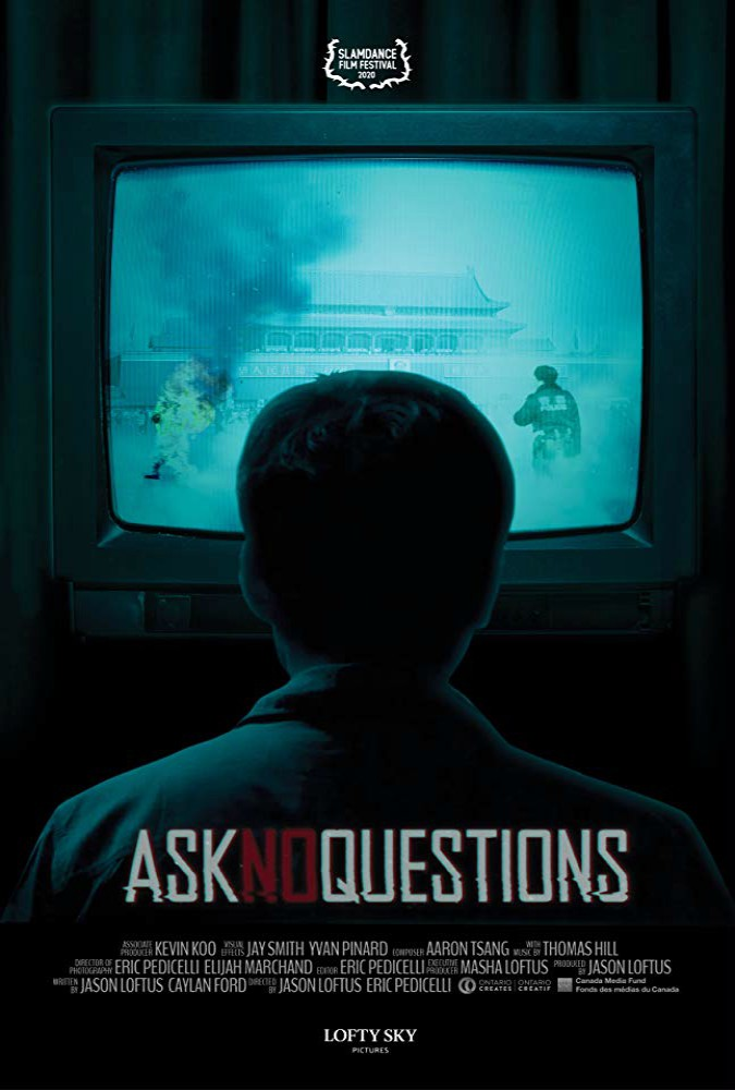 Ask No Questions  Image