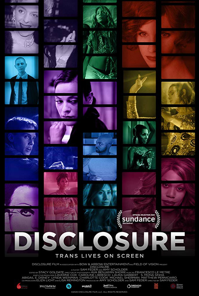 Dsiclosure: Trans Lives on Screen Image