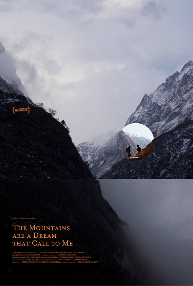 The Mountains Are a Dream that Call to Me Image