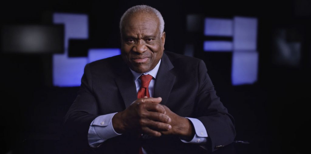 Created Equal: Clarence Thomas in His Own Words image