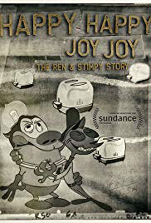 Happy Happy Joy Joy – The Ren & Stimpy Story Image
