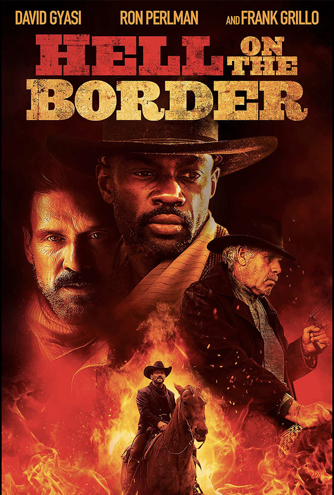 Hell on the Border Image