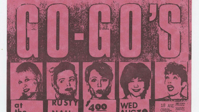 The Go-Gos Image