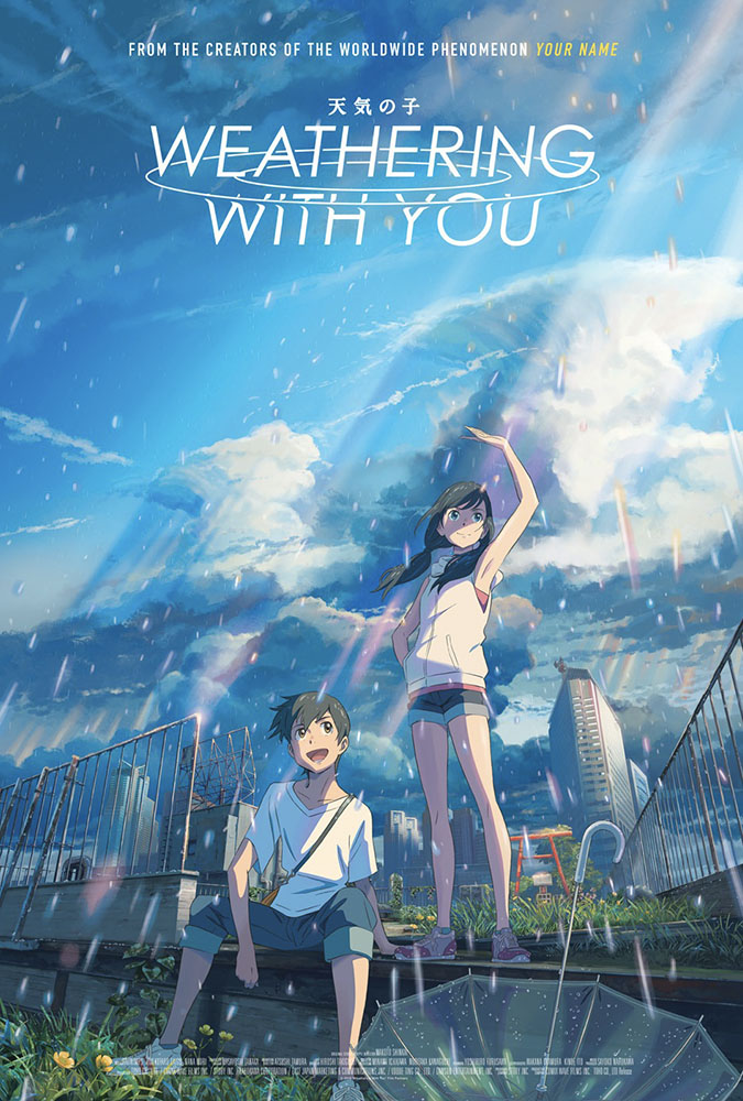Weathering with You Image