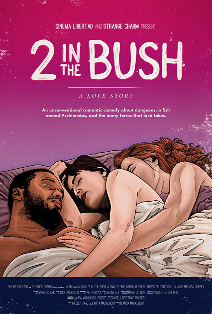2 in the Bush: A Love Story Image