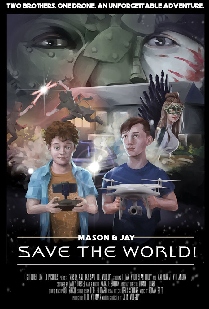 Mason and Jay Save the World! Image
