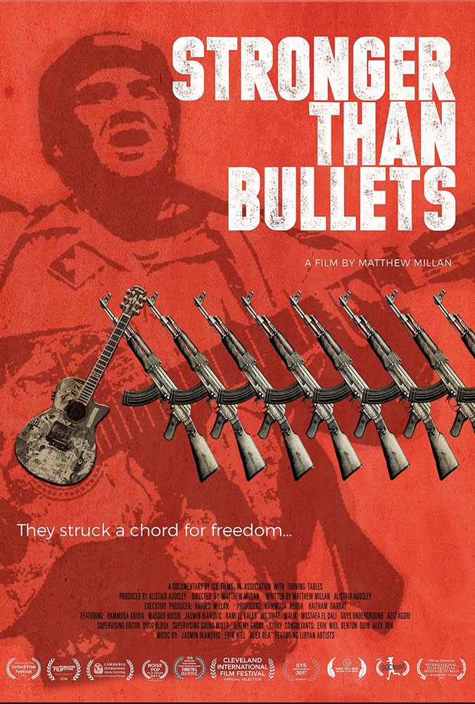 Stronger Than Bullets Image