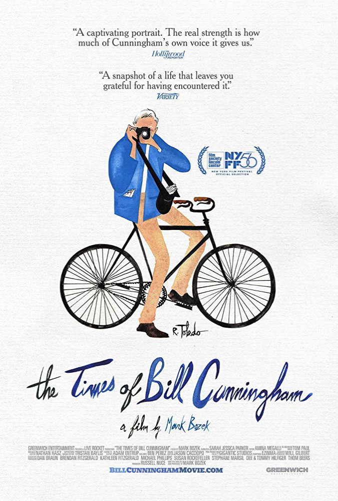 The Times of Bill Cunningham  Image