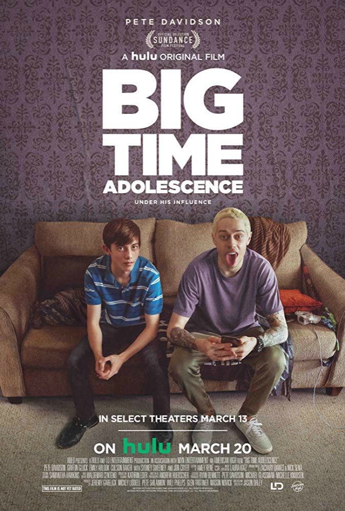 Big Time Adolescence  Image