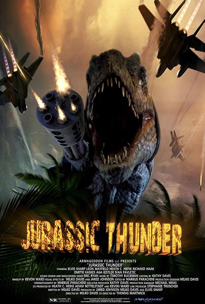 Jurassic Thunder Image