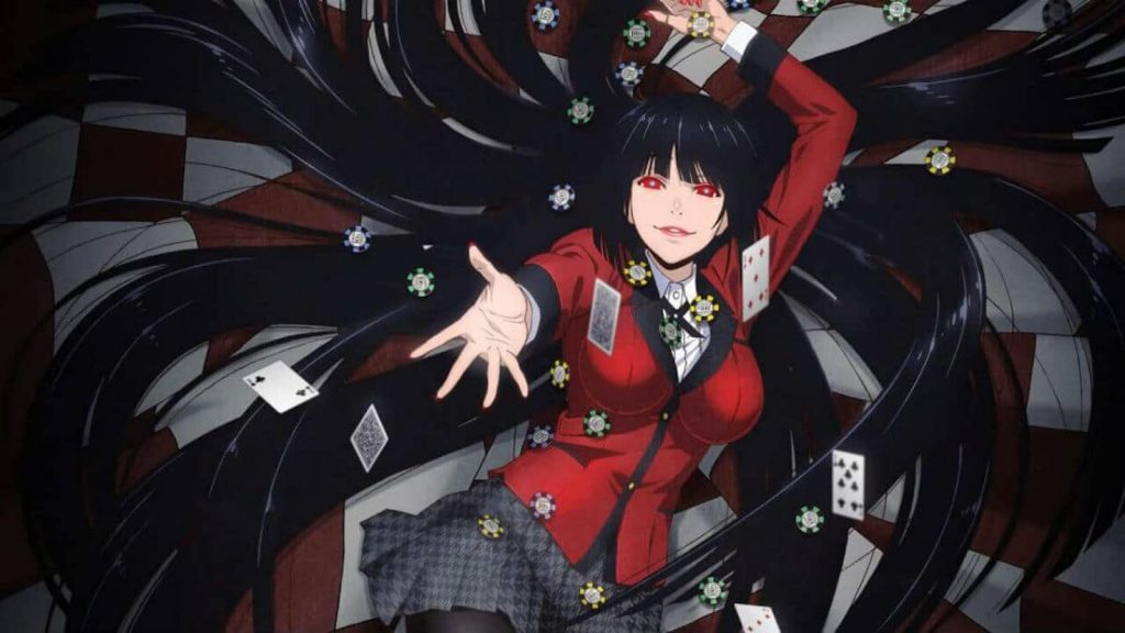 Best Japanese Anime Gambling Movies of All Time image