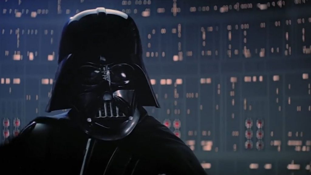 "The Secret Origin of ""Luke, I am your father."" Image"