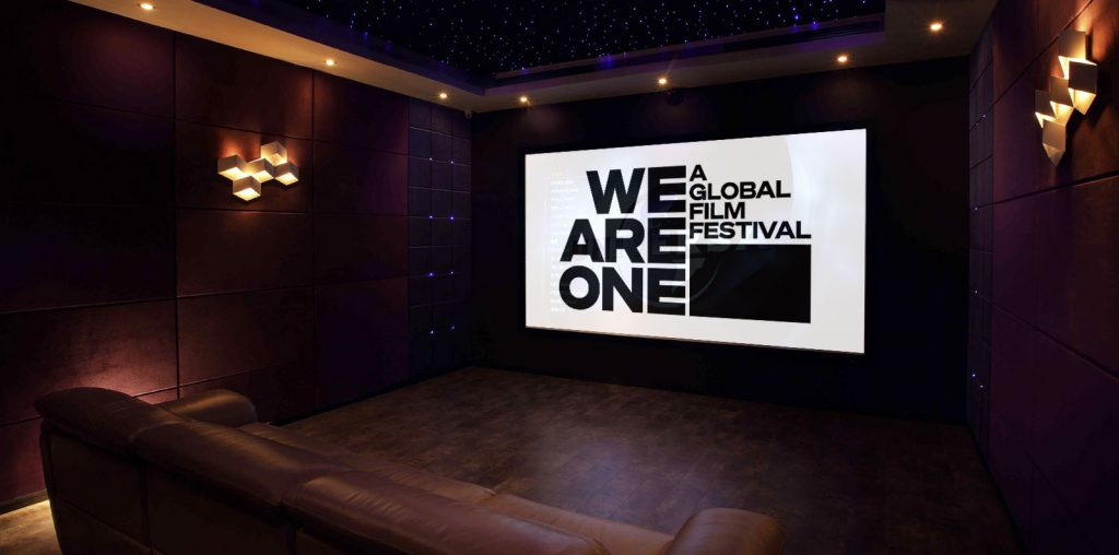 Festivals Join Forces for We Are One: A Global Film Festival image
